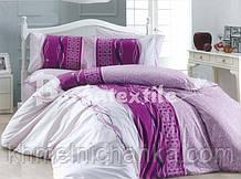 Полуторный набор  постельного  белья №365