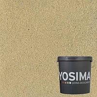 Декоративная штукатурка YOSIMA SCGE 3.1 сахара-бежевый 20 кг