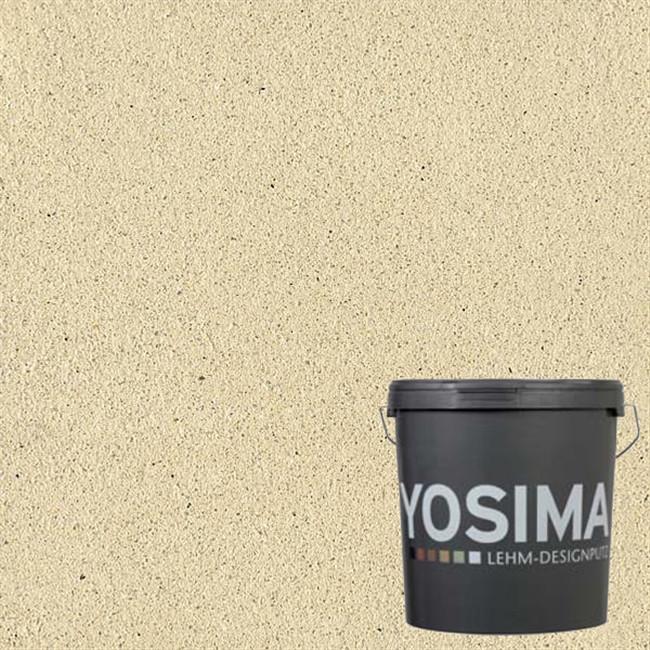 Декоративная штукатурка YOSIMA SCGE 3.3 сахара-бежевый 20 кг
