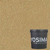 Декоративная штукатурка YOSIMA SCGE 4.0 сахара-бежевый 20 кг