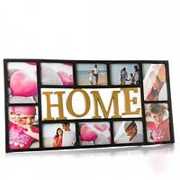 Фотоколлаж Home gold