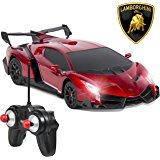 Спортивная машина Ламборгини на управлении, Lamborghini veneno R/C remote control car 1:24 Scale из США