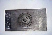 Плита чугунная (кокель)  620*320