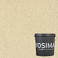 Декоративная штукатурка YOSIMA SCGE 4.3 сахара-бежевый 20 кг