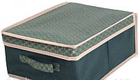 Короб для хранение вещей 30х40х16 Green