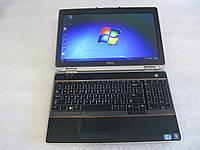 15.6' Ноутбук Dell Latitude E6520 Core i5-2520M 2,5G 4G 250G АКБ 1ч #023