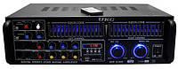 Портативный усилитель звука AMP AV 1900, звуковой усилитель, цифровой усилитель мощности