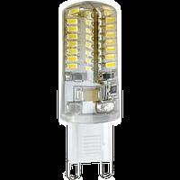 Светодиодная лампа LEDEX  3Вт G9 6500К