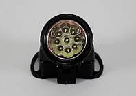 Фонарик налобный BL 539-9C 9 светодиодов, мощный светодиодный фонарь на голову
