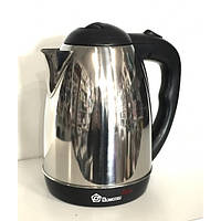 Электрочайник Domotec MS-5001 (нержавейка), чайник электрический 1,8 литра