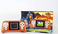 Приставка карманная детская GAME 8633 180in1, игровая консоль 180 игр