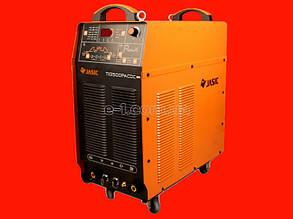 Аргоновый сварочный аппарат по алюминию Jasic TIG 500P AC/DC (J1210)