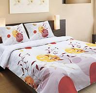 Комплект постельного белья Ланфей, хлопок, двуспальный