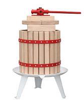 Пресс ручной Hortmasz FP12 для фруктов, вина, соков 12 л
