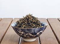 Китайский красный чай Цзинь Цзюнь Мэй («Золотые брови»)