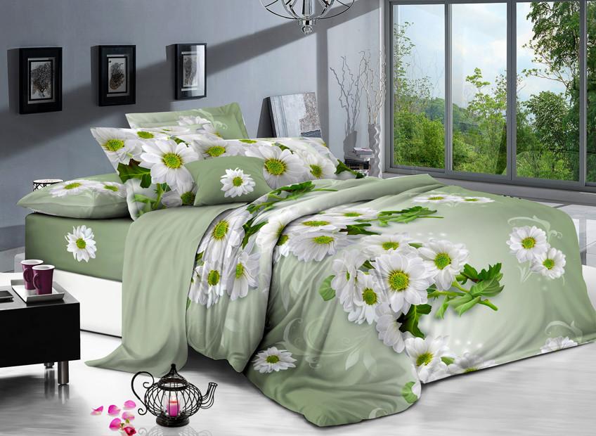 Ткань для постельного белья Сатин S23-3A (60м)