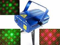 Лазерная установка для дискотек и вечеринок S09RG Disco laser