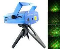 Лазерная установка трехцветная для дискотек и вечеринок Laser Stage Lighting HT-18