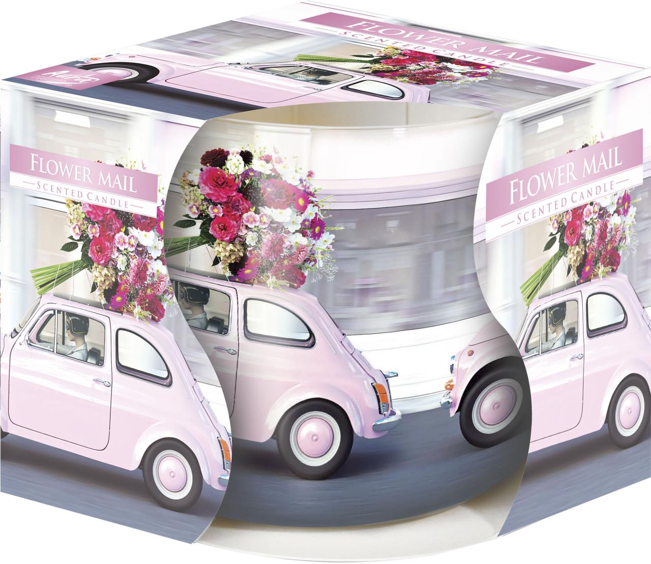 Ароматическая свеча BISPOL   Доставка цветов