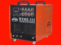Аргоновый сварочный аппарат по алюминию Shyuan WSME 315 AC/DC
