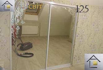 Двери купе в гардеробные , фото 2