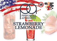 Strawberry Lemonade ароматизатор TPA (Клубничный лимонад) 250мл