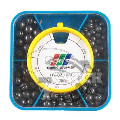 Набор грузил EOS HY-QZ 1027