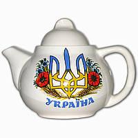 Чайник керамічний, фото 1