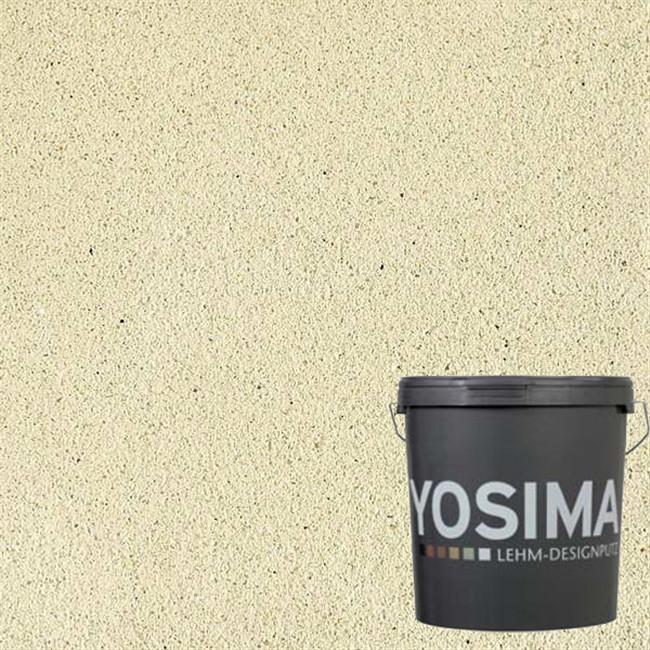 Декоративная штукатурка YOSIMA GRGE 1.3 тростниково-желтый 20 кг