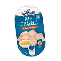 Филе макрели в масле  Marinero / Amerigo 170г