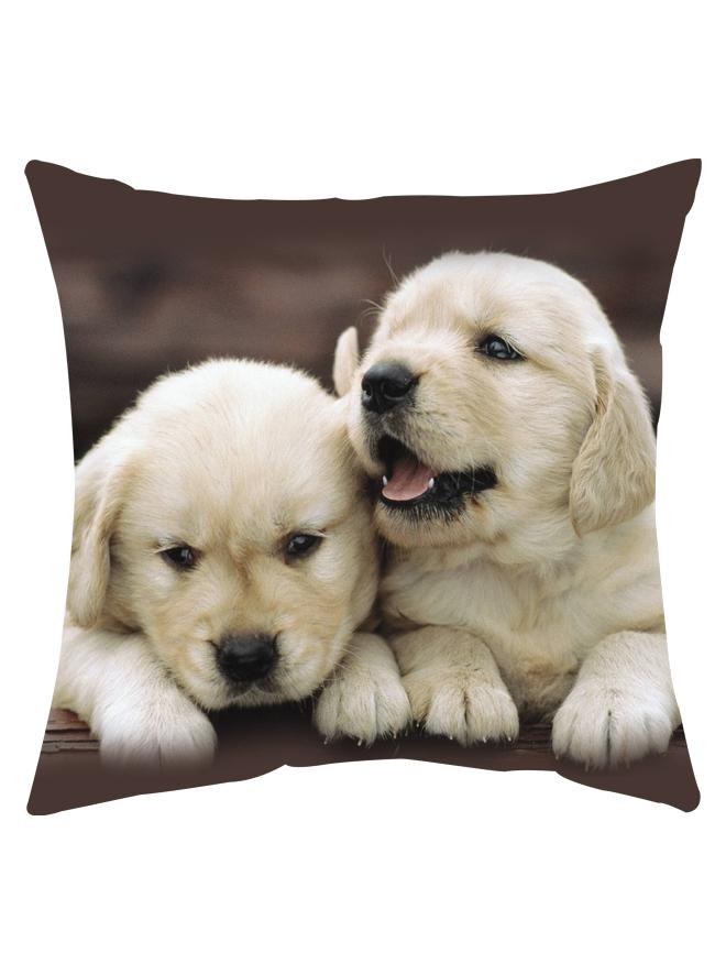 Подушка Собаки