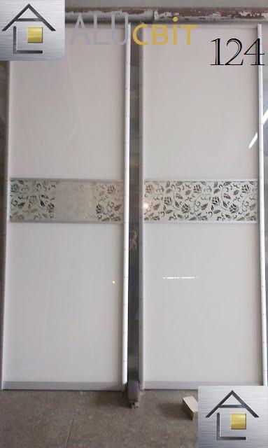 Двери купе (межкомнатные перегородки, гардеробные) на монорельсе ДСП, зеркало