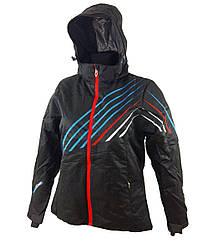 Куртка Temster 7Stripes Жінкам Чорний (78026-Black) - XXL