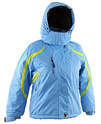 Куртка сноубордова, лижна Aoles блакитний (B11011-Blue) - XXL