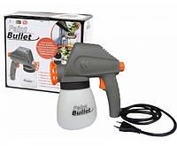 Электрический краскораспылитель пульверизатор PAINT BULLET, распылитель для краски Пэйнт Буллет