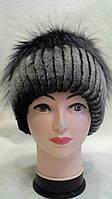 Жіноча зимове хутряна шапка (код 73), фото 1