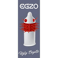 Презервативы EGZO Cocky Friend Grey
