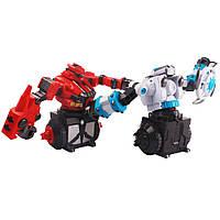Роботы детские боевые СПИН комплект из 2х шт.
