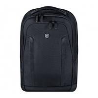 Рюкзак Compact Laptop молодежный для ноутбука 15 ALTMONT Professional Black черный 15л 31х48