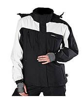 Куртка сноубордова, лижна CHANEX Dice мембрана 10K/10K (6572-Black) - XS