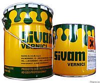 """Грунт """"Sivam"""" полиуретановый прозрачный LBA 065. комплект 5л+2.5л отвердитель.(возможен розлив)"""