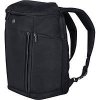 Рюкзак Deluxe Fliptop Laptop молодежный для ноутбука 15 ALTMONT Professional Black черный 24л 31х47
