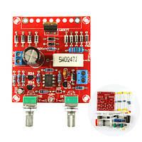 Оригинал Hiland DIY 0-30V 0-1A LM317 Блок питания с регулируемым напряжением Набор с инструкцией LED