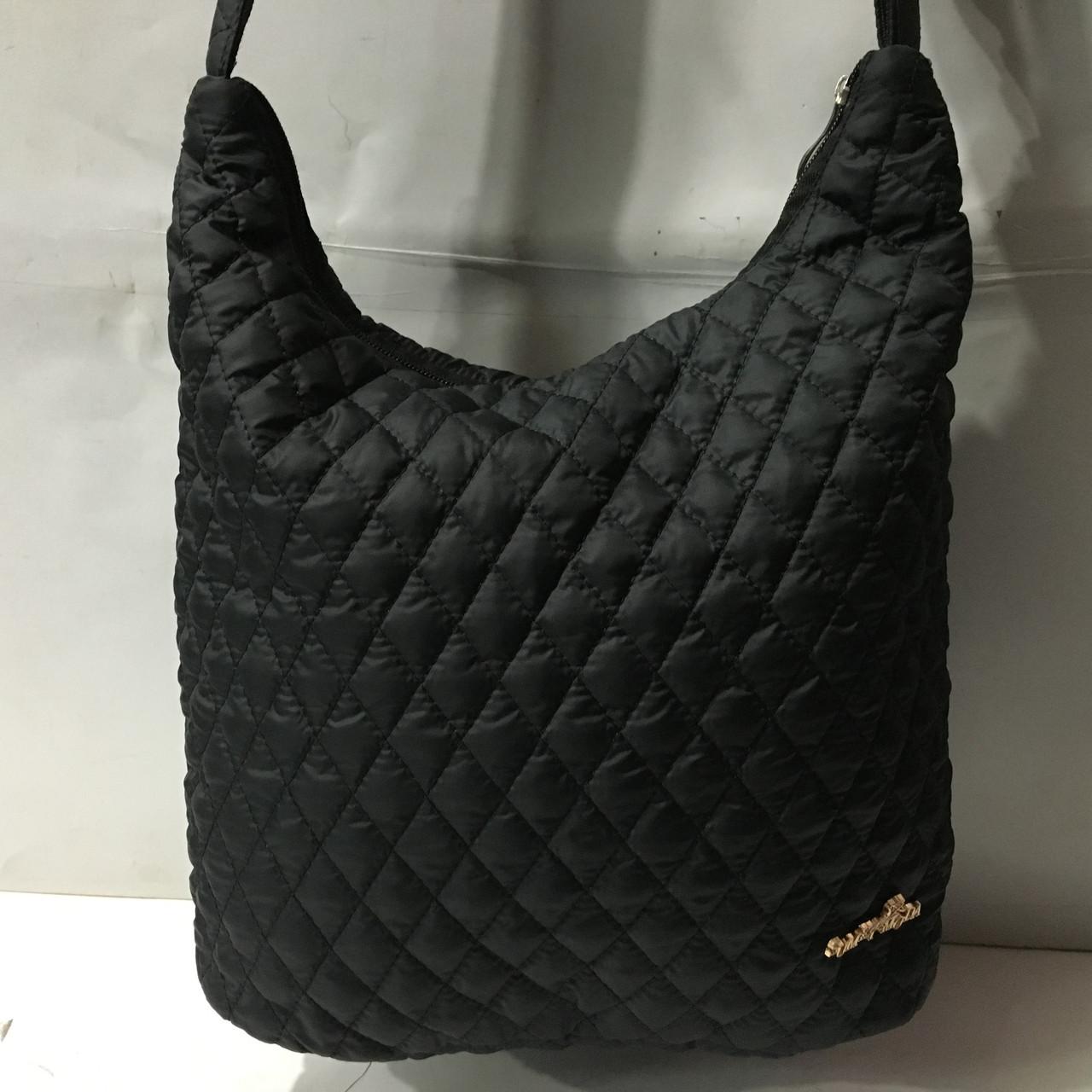 3b1644c0404f Стильная стеганая болоньевая сумка. Модная женская сумка. Удобная,  вместительная сумка(оптом