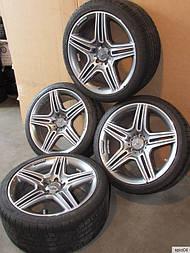 """Колеса 19"""" Mercedes AMG SL63"""
