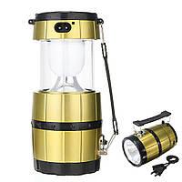IPRee ™ Portable Кемпинг Тент Солнечная Фонарь складной ручной LED Ночной свет Лампа Фонарик
