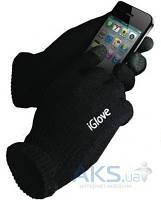 Гаджет iGlove перчатки для сенсорных экранов Black