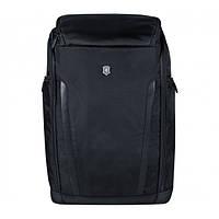 Рюкзак Fliptop Laptop молодежный для ноутбука 15 ALTMONT Professional Black черный 22л 28х45