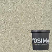 Декоративная штукатурка YOSIMA  SCGR 1.2  жадеит-зеленый 20 кг