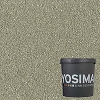 Декоративная штукатурка YOSIMA  SCGR 2.0  жадеит-зеленый 20 кг